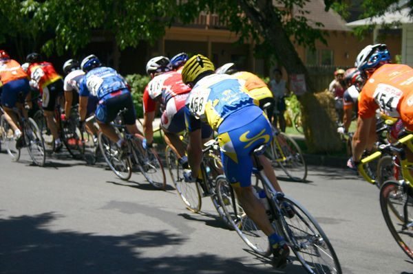 sports slow cycle race